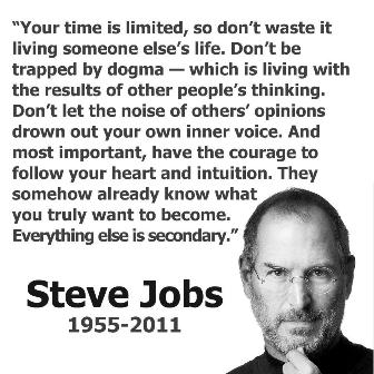 Steve Jobs Death: Comments & Condolence Messages From The